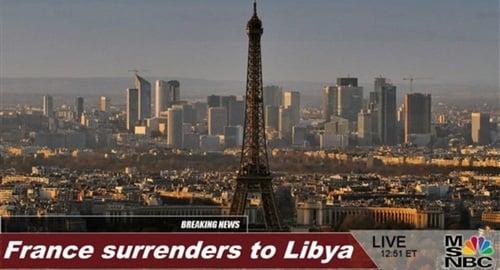 France Libya
