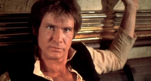 Han Solo grope