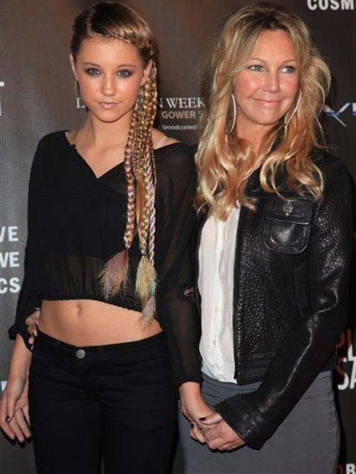 Heather Locklear daughter