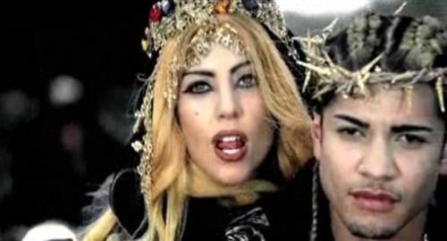 Lady Gaga judas video