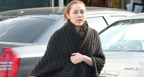 Miley Cyrus burka