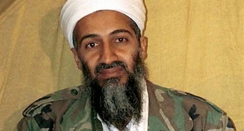 Osama Bin Laden fake