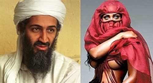 Osama Bin Laden sex tape