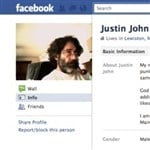 50-Year-Old Justin Bieber's Facebook Profile