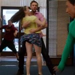 Alison Brie Upskirt Vid From 'Community'
