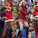 Victoria Justice & Ariana Grande Team Up To Ruin Christmas