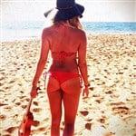 Ashley Tisdale Thong Bikini Pic