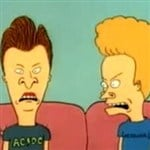 Video: Beavis And Butt-Head Watch 'The Jersey Shore'