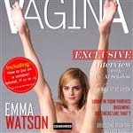 Emma Watson On The Cover Of Vagina Magazine