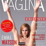Emma Watson On The Cover Of Vagina Magazine