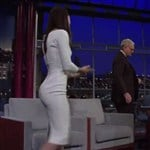Jessica Biel Tries To Seduce Letterman With T&A
