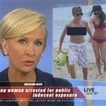 Justin Bieber Arrested For Indecent Exposure