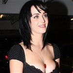 Katy Perry Sets A Boobie Trap