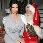Kim Kardashian Shatters Santa's Pelvis