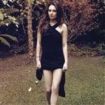 Mila Kunis Caught Pooping In The Woods