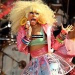 Nicki Minaj Nipple Slip Pic