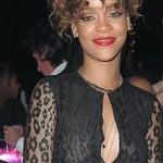Rihanna 2012 Nipple Ring Pic