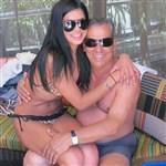 Miss USA 2010 Scandalous Bikini Pic With Dad