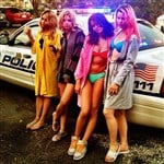 Selena Gomez And Friends Arrested On A Morals Charge