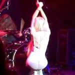 Taylor Momsen Shows Her Barely Legal Thong