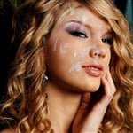 What Is That On Taylor Swift's Face?