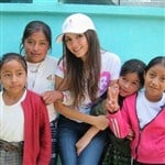 Victoria Justice Supports Child Labor