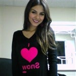 Victoria Justice Is Illiterate