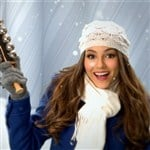 Victoria Justice Shows Off Her Xmas Dildo