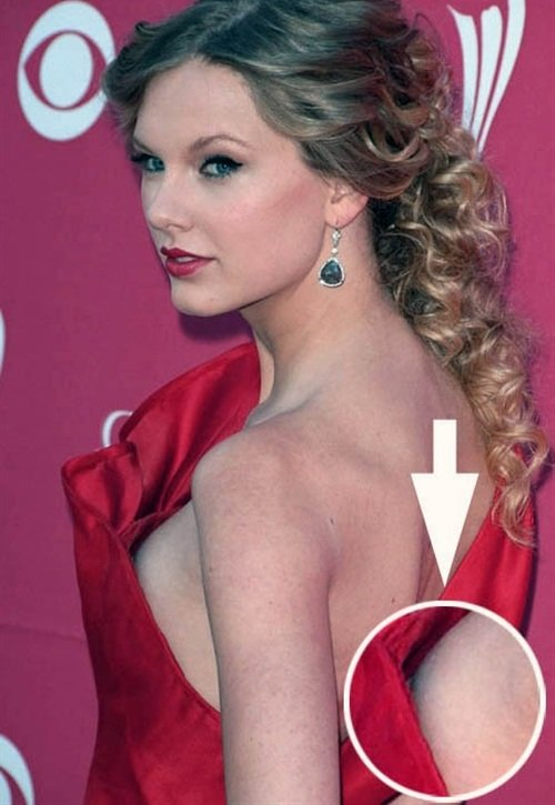 Taylor Swift nipple