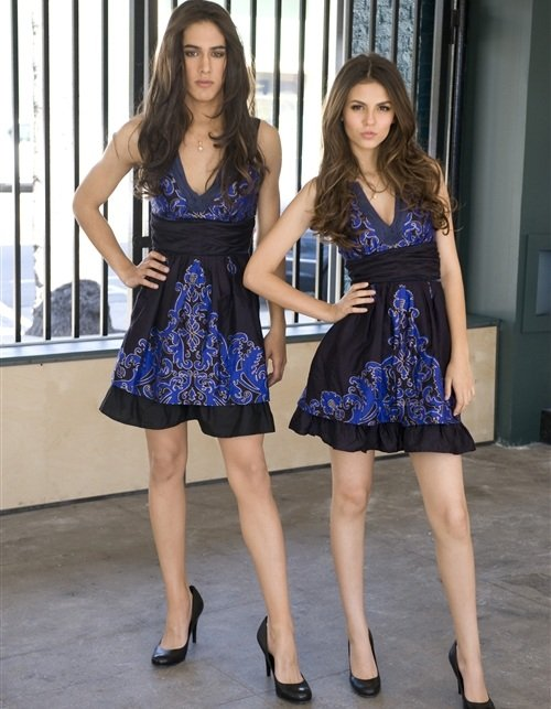 Who Is Who? Victoria Justice & Tranny
