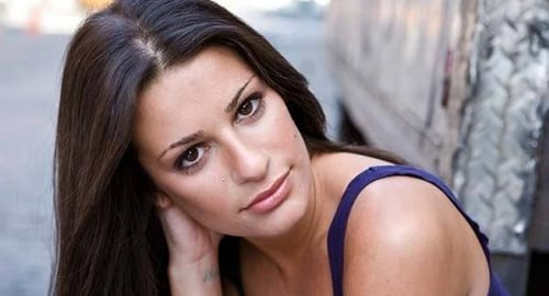 'Glee' Star Lea Michele Loves Her Disgusting 'Jewish Nose'
