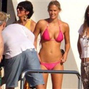 Bar Refaeli Mossad Bikini Pics