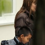 Shock Photo: Angelina Jolie Spotted With Former Lesbian Lover Jenny Shimizu