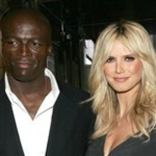 Heidi Klum Sees Eye Doctor, Divorcing Seal