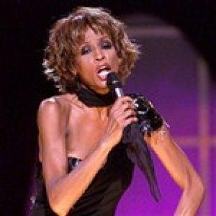 Nude whitney houston Whitney Houston