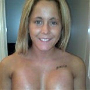 MTV 'Teen Mom' Star Jenelle Evans Topless Pic