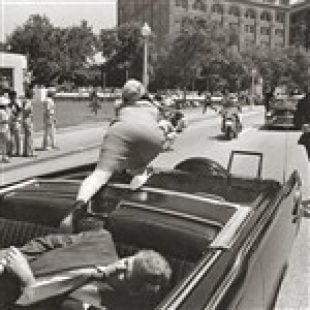 Shockingly Slutty Jackie Kennedy Pic Uncovered