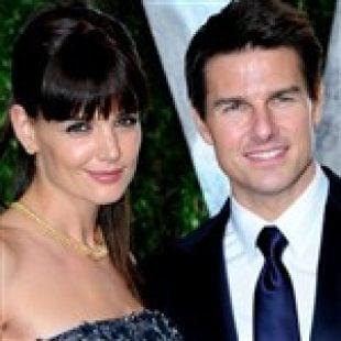 Katie Holmes & Tom Cruise In Custody Battle Over Butt Plugs