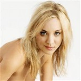 Kaley Cuoco Poses For Naked Picture
