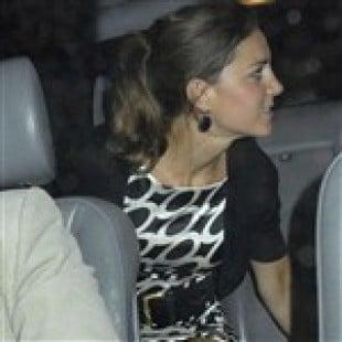 Kate Middleton No Panties Upskirt Pic