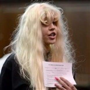 Amanda Bynes Claims A Cop Slapped Her Vagina