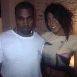 Kanye West Accused Of Cheating On Kim Kardashian