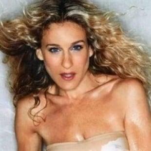 Parker naked jessica sarah Sarah Jessica