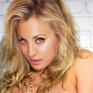 Think, Kaley cuoco with cum on panties remarkable, this