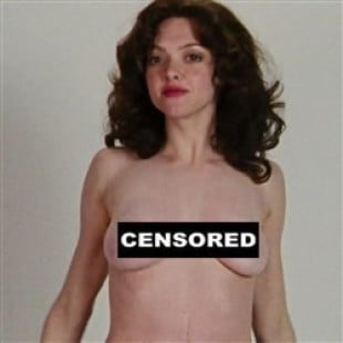 Amanda seyfried nude in lovelace