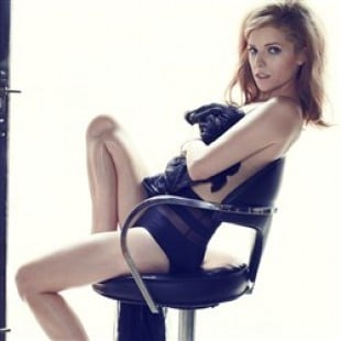 Anna Kendrick Covered Topless Pic