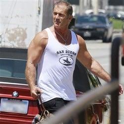 Mel Gibsons Anti-Semitic Workout
