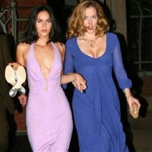 Megan Fox Had A Lesbian Affair With Gillian Anderson