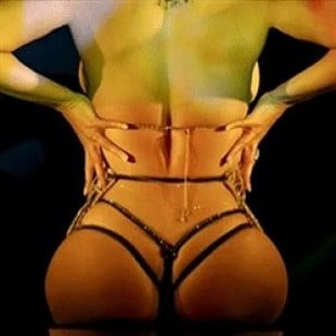 Beyonce Booty Naked 72
