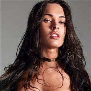 Megan Fox Strips Naked For Xmas